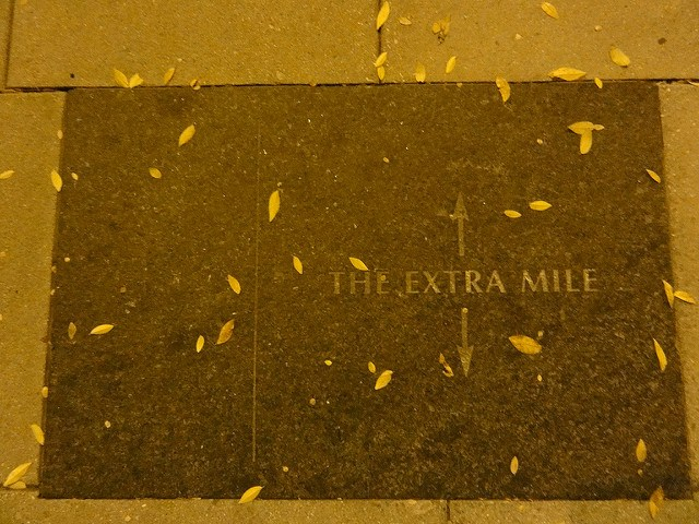 How to handle angry customers: go the extra mile