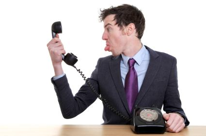 telephone etiquette for receptionists